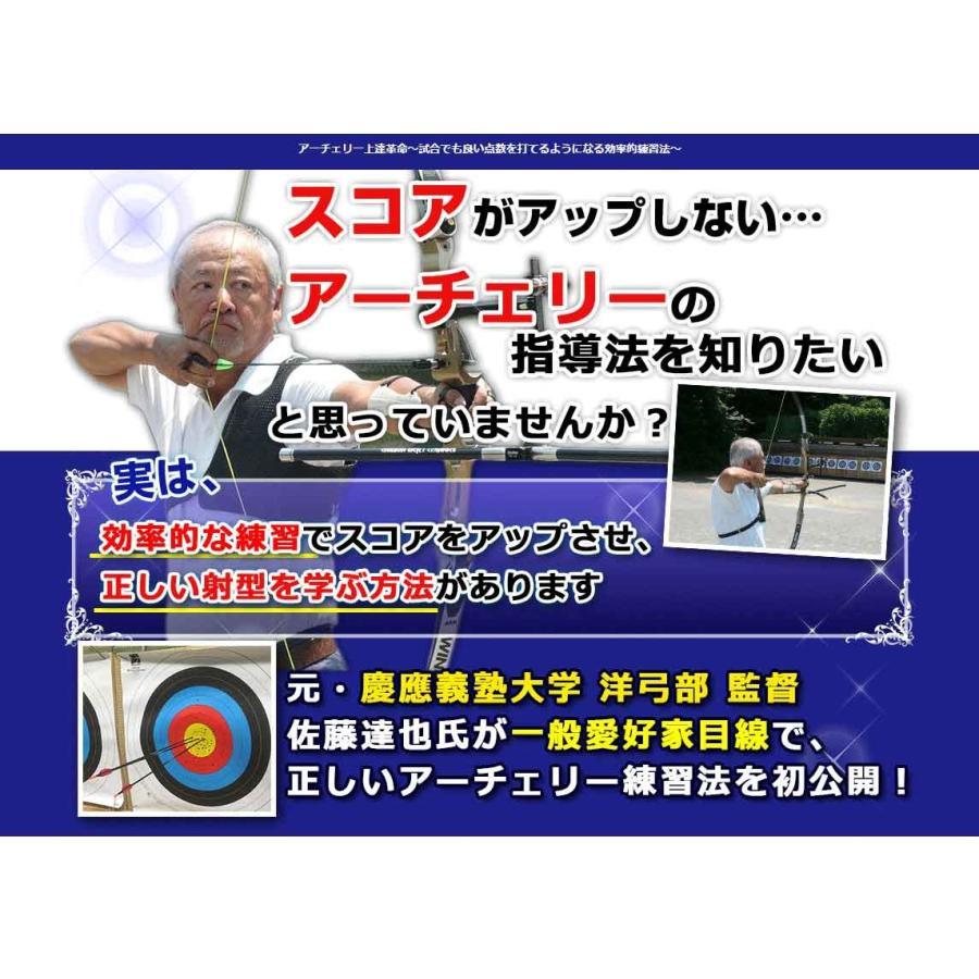 【最新入荷】 アーチェリー上達革命DVD 〜試合でも良い点数を打てるようになる効率的練習法〜, シコクチュウオウシ 3cda7493