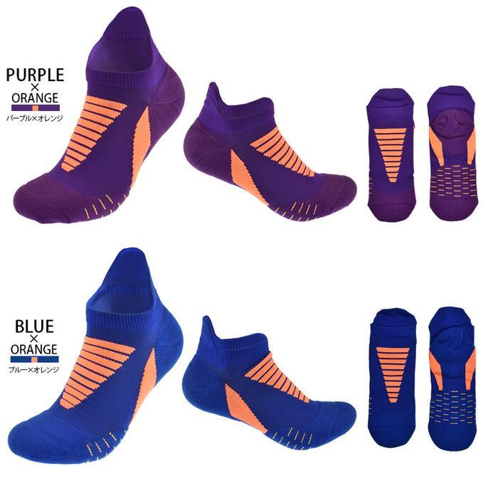 スポーツソックスメンズ 靴下 ソックス メンズ フリーサイズ ワンポイント マラソン ランニング ジョギング シンプル かっこいい 普段使い|trendst|11