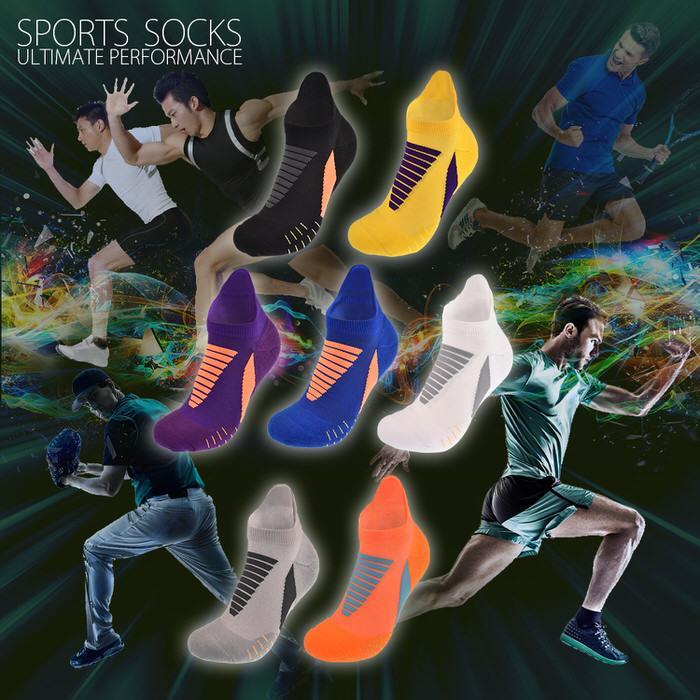 スポーツソックスメンズ 靴下 ソックス メンズ フリーサイズ ワンポイント マラソン ランニング ジョギング シンプル かっこいい 普段使い|trendst|15