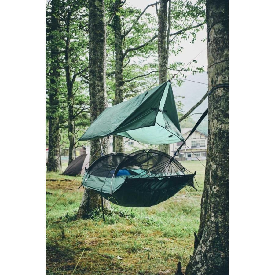 ローソンハンモック ブルー・リッジキャンピングハンモック 2021モデル【日本正規品】ハンモック ソロ テント Lawson Hammock Blue Ridge Camping Hammock|trente-trois|16