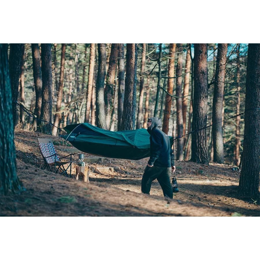 ローソンハンモック ブルー・リッジキャンピングハンモック 2021モデル【日本正規品】ハンモック ソロ テント Lawson Hammock Blue Ridge Camping Hammock|trente-trois|08