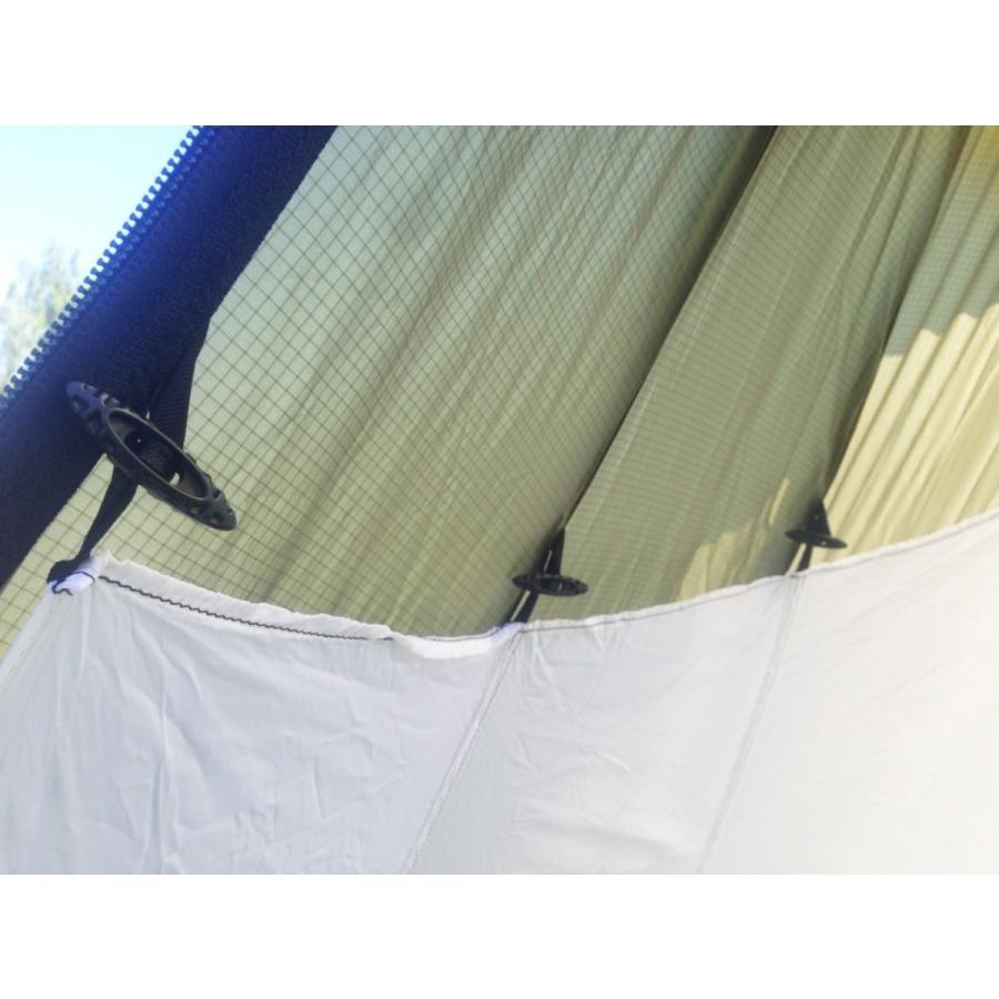 インナーライナー/ハーフライナー レッドクリフ専用 Inner Liner/Half Liner for Redcliff Seekoutside trente-trois 03