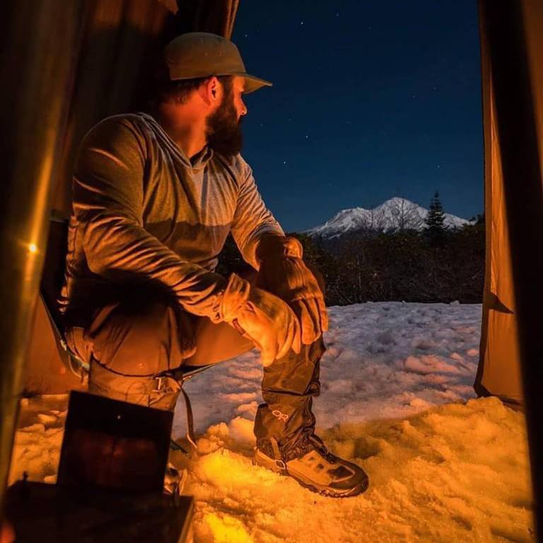 薪ストーブ ポータブルチタンストーブ Lサイズ サイドプレート付き Portable Titanium Wood Stove Seek Outside trente-trois 07