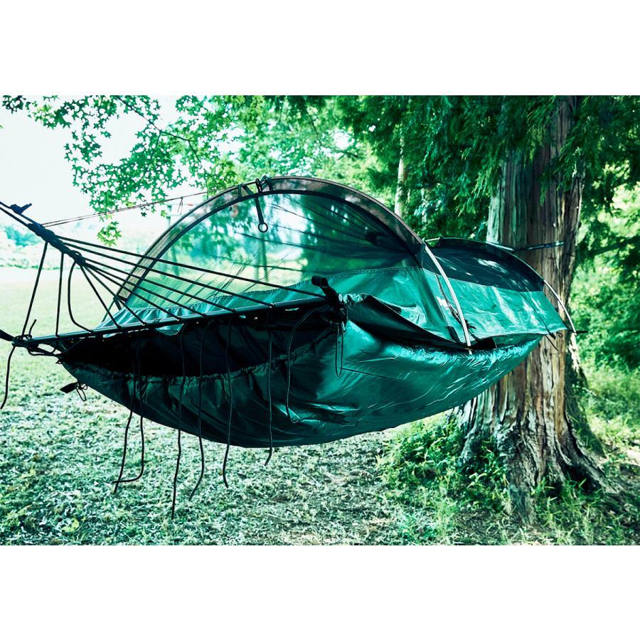 ローソンハンモック アンダーキルト ブルー・リッジキャンピングハンモック用【国内正規品】 Lawson Hammock Under Quilt for Blue Ridge Camping Hammock trente-trois 02