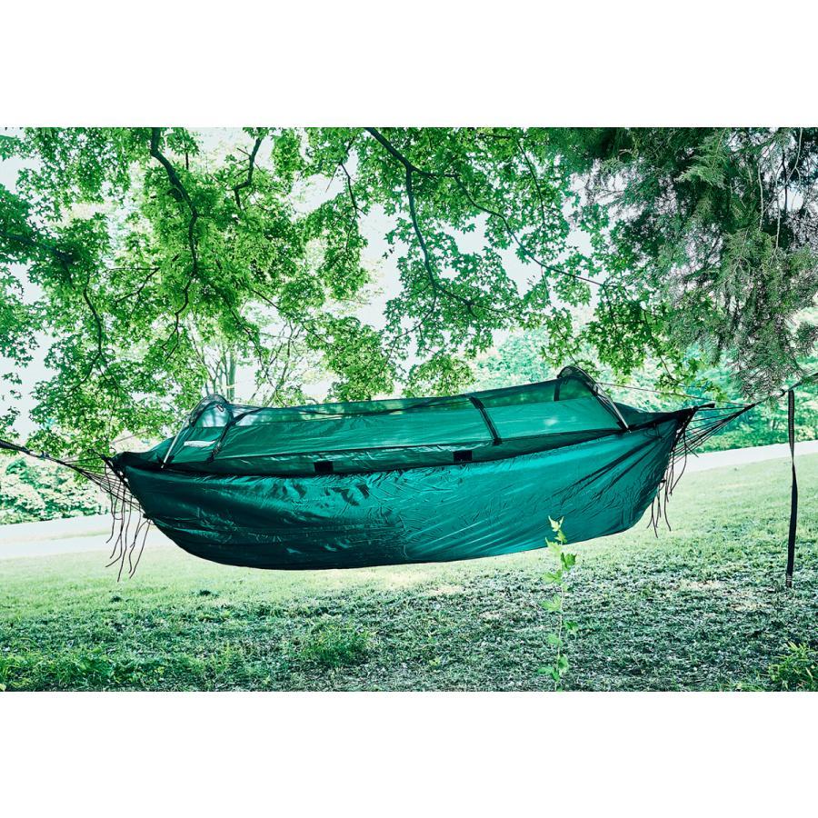 ローソンハンモック アンダーキルト ブルー・リッジキャンピングハンモック用【国内正規品】 Lawson Hammock Under Quilt for Blue Ridge Camping Hammock trente-trois 03