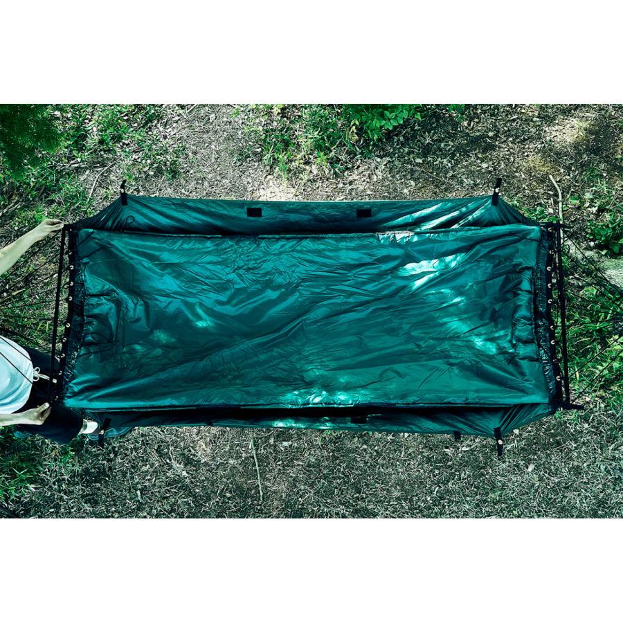 ローソンハンモック アンダーキルト ブルー・リッジキャンピングハンモック用【国内正規品】 Lawson Hammock Under Quilt for Blue Ridge Camping Hammock trente-trois 04