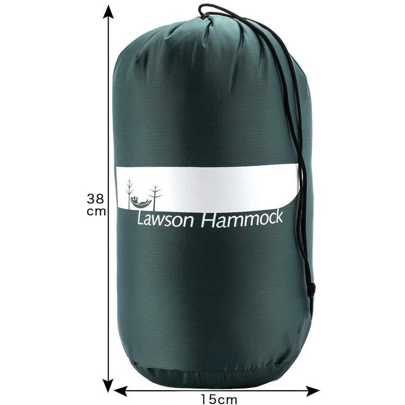 ローソンハンモック アンダーキルト ブルー・リッジキャンピングハンモック用【国内正規品】 Lawson Hammock Under Quilt for Blue Ridge Camping Hammock trente-trois 07