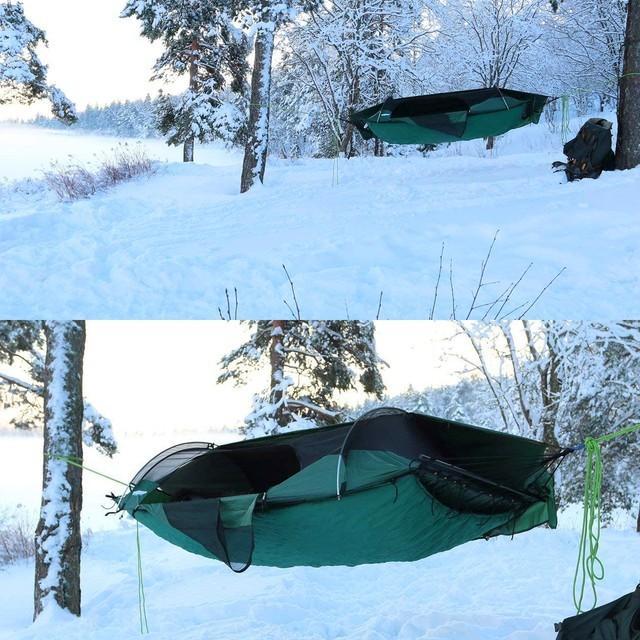ローソンハンモック アンダーキルト ブルー・リッジキャンピングハンモック用【国内正規品】 Lawson Hammock Under Quilt for Blue Ridge Camping Hammock trente-trois 09