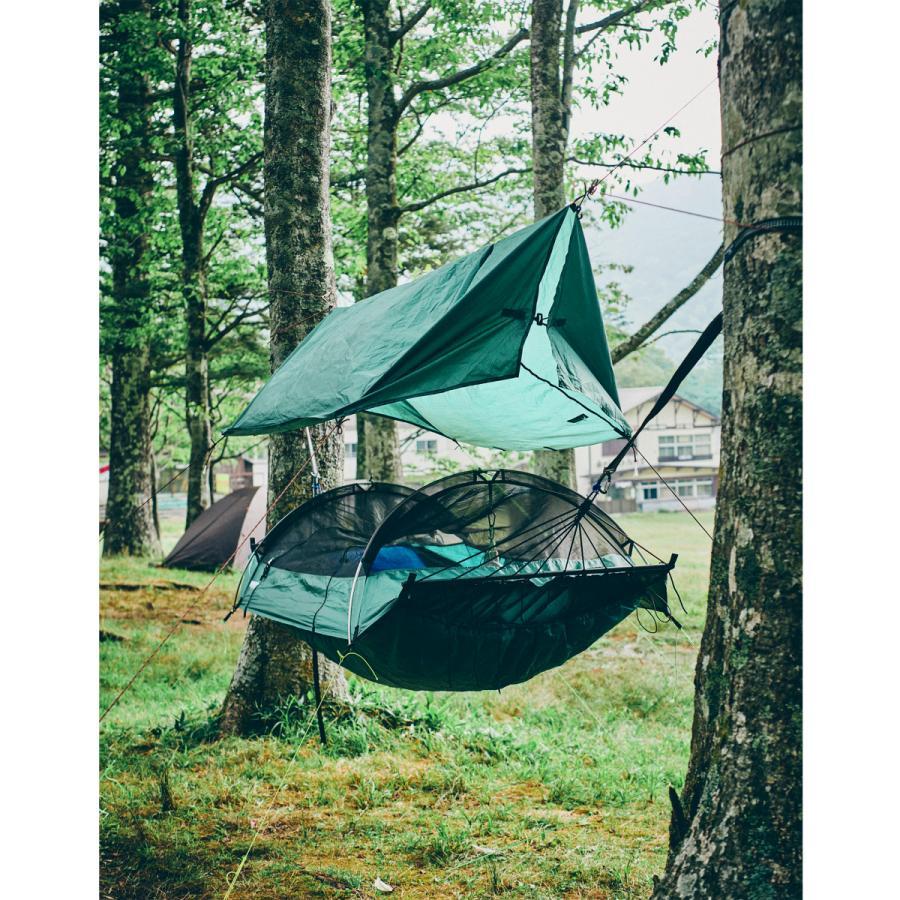 ローソンハンモック アンダーキルト ブルー・リッジキャンピングハンモック用【国内正規品】 Lawson Hammock Under Quilt for Blue Ridge Camping Hammock trente-trois 10