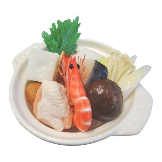 日本職人が作る 食品サンプル 鍋 寄せ鍋 IP-510 代引き不可