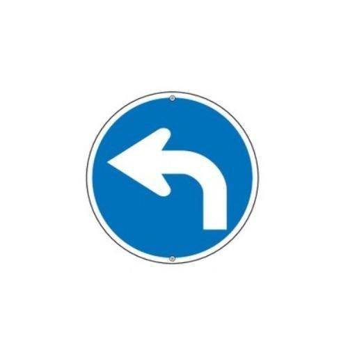 道路標識 道路標識 道路標識 道路311-B左 133153 代引き不可 01c