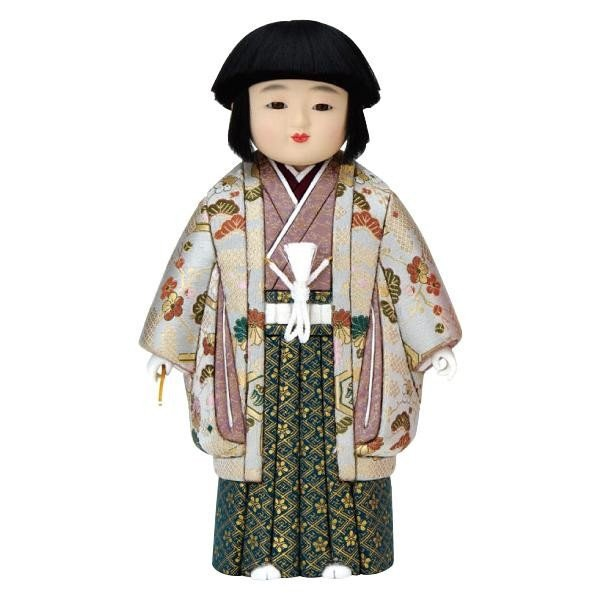 01-620 優美市松(男)(正絹) セット 代引き不可