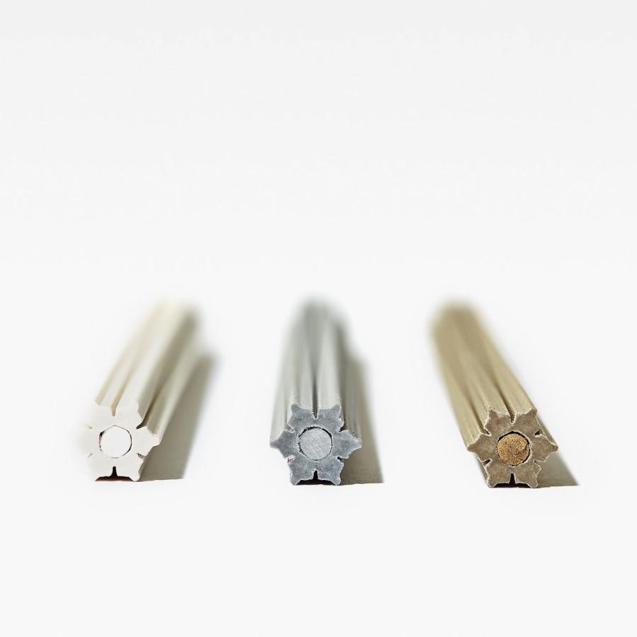 雪色鉛筆ギフトセット(雪色鉛筆・鉛筆削り・ポストカード)★ラッピングサービス無料★ ギフト プレゼント trinusstore 02
