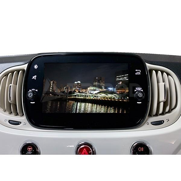F7-IF-02 フィアット500・500X・アバルト595 HDMI入力対応 AVインターフェース(7インチUconnect付車専用) tripod 02