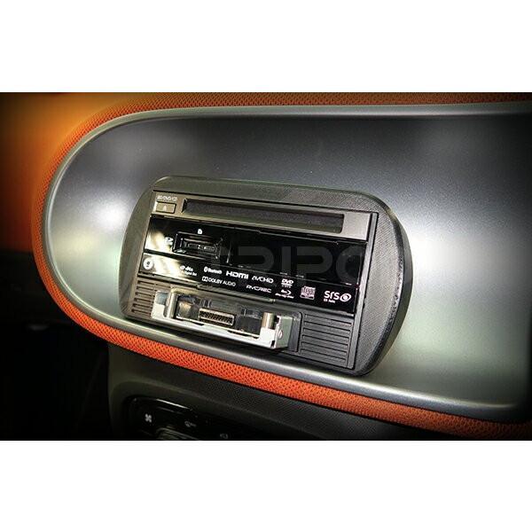 SM-F1D-CAN 15y~ SMART/スマート パナソニック Fシリーズ専用ナビ取付キット(ABS成型品) tripod 03