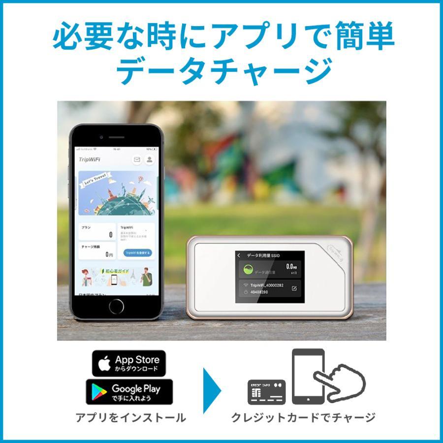 【Trip WiFi】公式 ポケットwifi WiFi WiFiルーター 購入 スマホ タブレット パソコン ドコモ au ソフトバンク モバイルwifi レンタル  海外 simフリー tripwifi|tripwifi|04