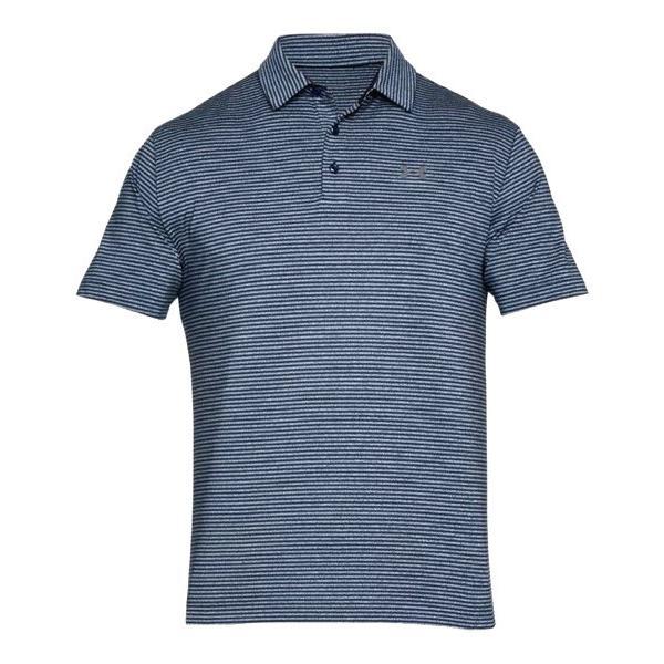 アンダーアーマー メンズ Under Armour Playoff Golf Polo Shirt ゴルフ ポロシャツ Academy / Academy