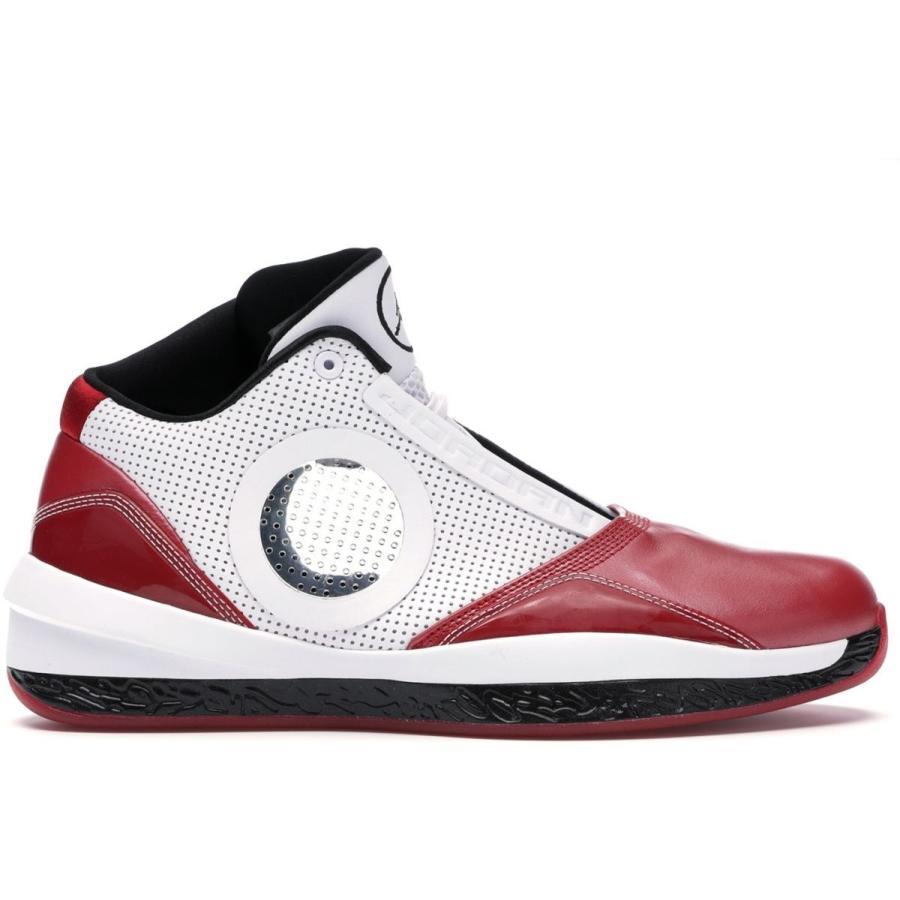 """ジョーダン メンズ 25 Jordan 2010 """"Welcome Home"""" バッシュ WHITE/BLACK-VARSITY RED"""
