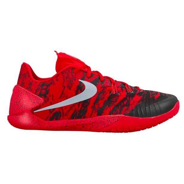 """ナイキ メンズ ハイパーチェイス Nike Hyperchase """"James Harden PE"""" バッシュ UNIVERSITY RED/METALLIC PLATINUM-BLACK"""