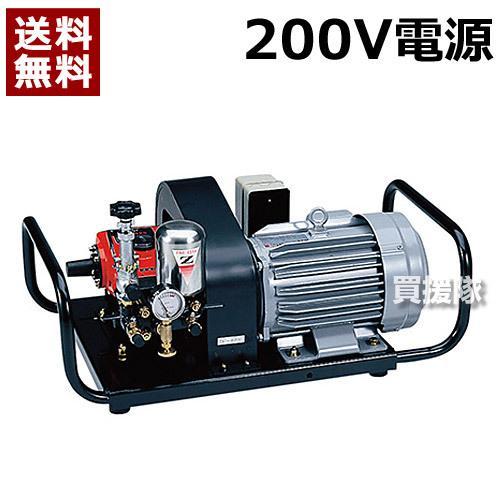 安田工業 セット動噴・洗浄機 SC-535V