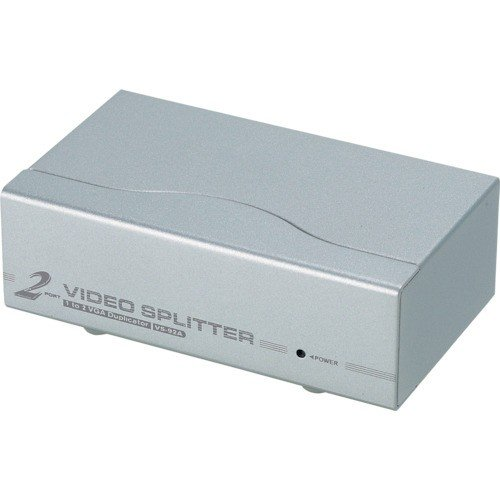 ATENジャパン 株 ATEN ビデオ分配器 VGA / 1入力 / 2出力 VS92A 期間限定 ポイント10倍