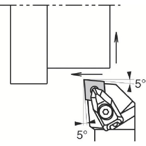 京セラ 外径加工用ホルダ DCLNR2020K-12 期間限定 ポイント10倍