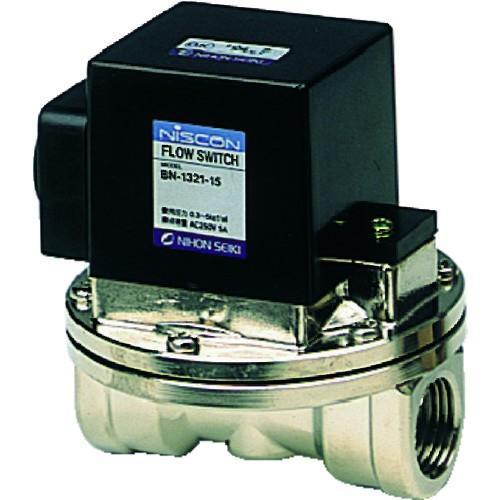 日本精器 フロースイッチ 15A 低流量用 BN-1321L-15 期間限定 ポイント10倍