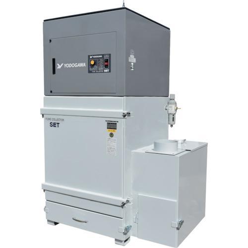 淀川電機 溶接ヒューム用集塵機 2.2kW 60Hz SET2200_60HZ-60HZ 期間限定 ポイント10倍