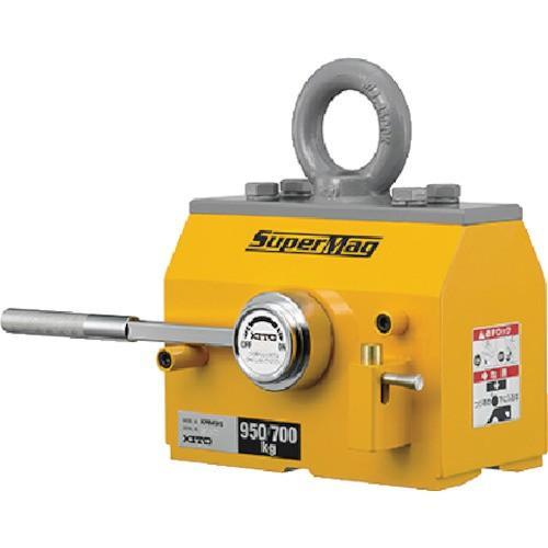 キトー スーパーマグ 平鋼・丸鋼兼用タイプ 950・700kg KRM95 期間限定 ポイント10倍