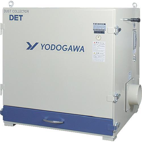 淀川電機 トップランナーモータ搭載カートリッジフィルター集塵機 2.2kW DET220P-50HZ 期間限定 ポイント10倍
