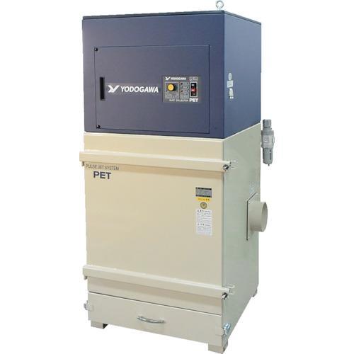 淀川電機 トップランナーモータ搭載無接点タイマー式集塵機 2.2kW PET220P-60HZ 期間限定 ポイント10倍