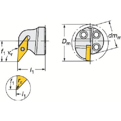 サンドビック コロターンSL コロターン107用カッティングヘッド 570-SVUCR-25-11-D期間限定 570-SVUCR-25-11-D期間限定 570-SVUCR-25-11-D期間限定 ポイント10倍 96b