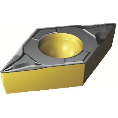 サンドビック コロターン107 旋削用ポジ·チップ 4325 DCMT_11_T3_02-PF_4325-4325 10個入 期間限定 ポイント10倍