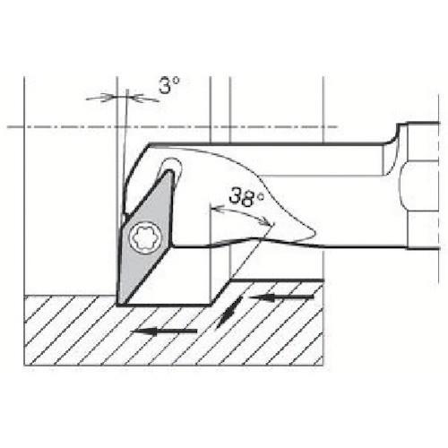 京セラ 内径加工用ホルダ S32S-SVUBR16-40A 期間限定 ポイント10倍
