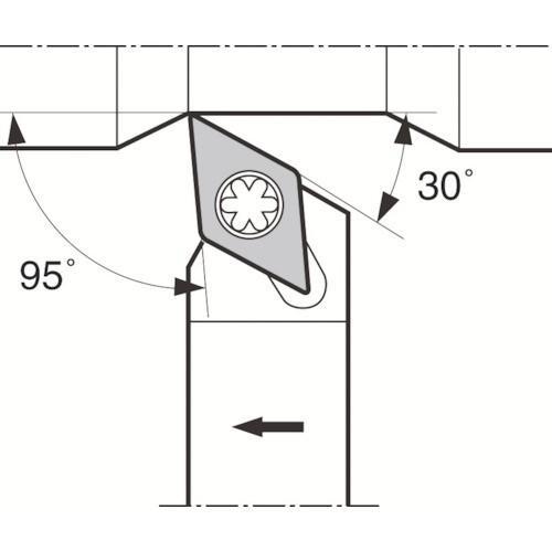京セラ スモールツール用ホルダ SDLCR1212JX-07FF 期間限定 ポイント10倍