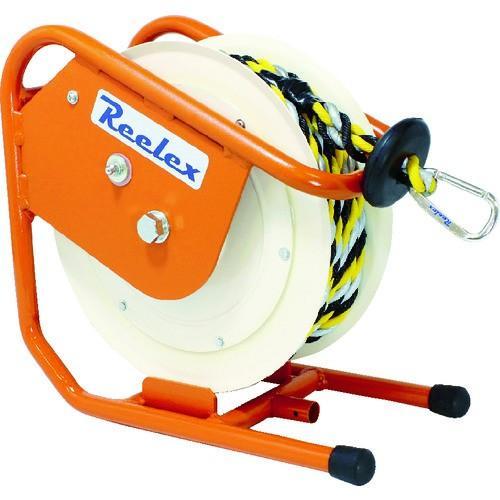中発販売株 Reelex バリアリール ロープタイプ 反射ロープ 外径12.0mm×10m BRR-1210HL期間限定 ポイント10倍