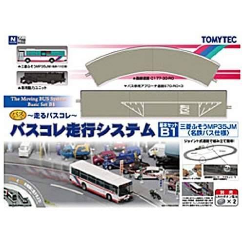 トミーテック ジオコレ バスコレクション 走行システム基本セットB1 名鉄バス ジオラマ用品