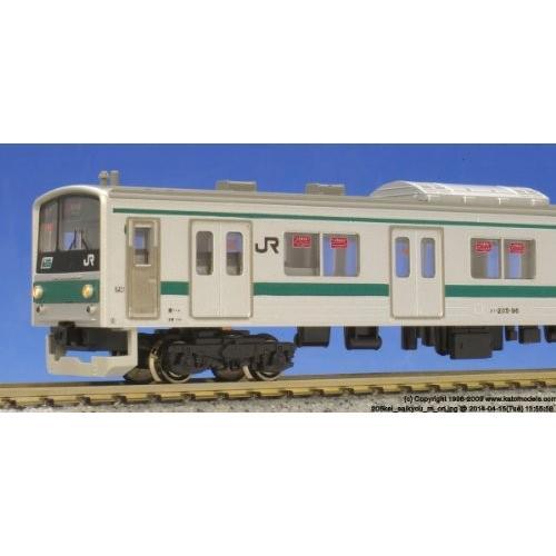 KATO Nゲージ 205系 埼京線 基本 6両セット 10-406 鉄道模型 電車