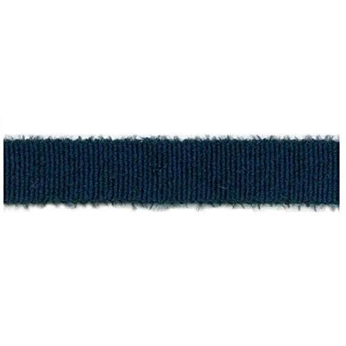 S.I.C. SIC-283 シャギーペタシャムリボン 10mm C/#47 ナイトブルー 1巻(30m)