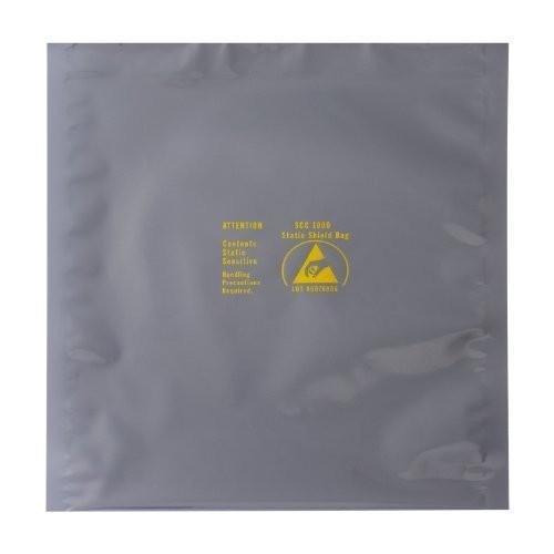 3M 透明 静電シールドバッグ SCC1000 10x12インチ 100枚入り (SCC1000 10INX12IN)