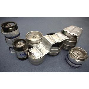 生ビール 樽 ビール樽  ビール樽を冷やす 冷し樽ぞカバーAタイプ 生ビール キリン20L サッポロ20L ビアガーデンや飲食店やイベントなどに|trycompany|04
