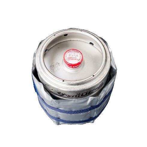 生ビール 樽 ビール樽  ビール樽を冷やす 冷し樽ぞカバーAタイプ 生ビール キリン20L サッポロ20L ビアガーデンや飲食店やイベントなどに|trycompany|05