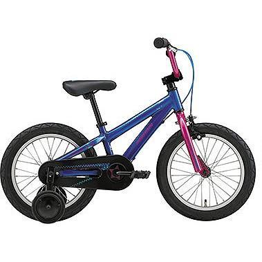 【キャッシュレス5%還元対象店】送料無料 MERIDA(メリダ) 子供用自転車 マッツ MATTS J.16 青(BERRY)