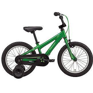 【キャッシュレス5%還元対象店】送料無料 MERIDA(メリダ) 子供用自転車 マッツ MATTS J.16 MATT 緑