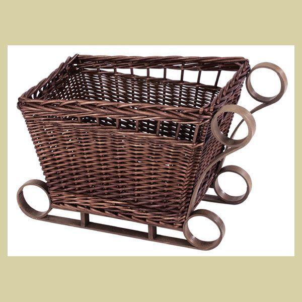 まとめ買い特価4P『スモーク煮柳』ディスプレイバスケット(A)