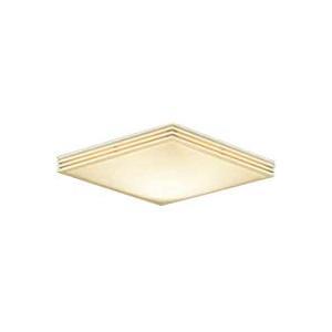 コイズミ照明 照明器具 LED和風小型シーリングライト FHC28W相当 電球色 調光可 AH43049L