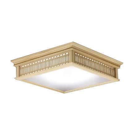 コイズミ照明 照明器具 新遠角 LED和風シーリングライト Fit調色 調光調色タイプ LED44.2W AH48712L 【〜12畳】 【〜12畳】 【〜12畳】 dff