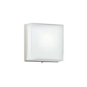 コイズミ照明 照明器具 アウトドアライト 階段通路用ブラケット 白熱球60W相当 昼白色 非調光 AU50741