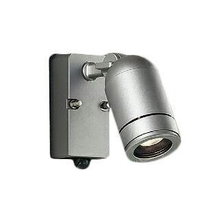 大光電機 照明器具 LEDアウトドアスポットライト 人感センサー付 ON/OFFタイプI 電球色 ダイクロハロゲン50W相当 DOL-3762YSF