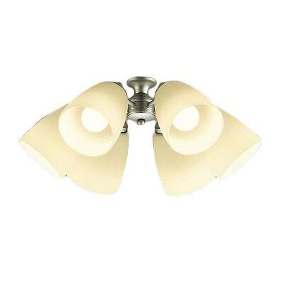 大光電機 照明器具 シーリングファン カリビアファン シルバー用灯具 LEDタイプ 電球色 非調光 DP-37980 【〜10畳】